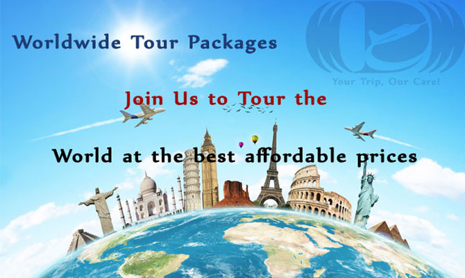 Tour The World with US